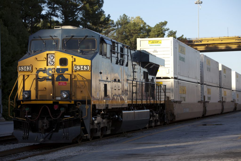 at jb hunt intermodal company drivers reap the benefits of the carriers longstanding relationships with major rail providers bnsf norfolk southern