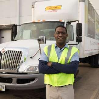 Straight Truck Driver Jobs Truck Driving Jobs Drivers J B Hunt
